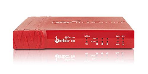 Watchguard Firebox T10-3 Ports - 10MB LAN, 100MB LAN, GigE (WGT10000-US)