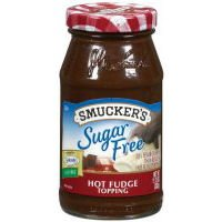 Case of Smucker's Hot Fudge Sugar Free Toppings (12 Total)