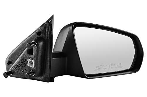 (Passenger Side Textured Side View Mirror for 2008-2014 Dodge Avenger)