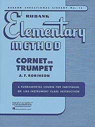 (Hal Leonard Rubank Elementary Method Cornet Trumpet)
