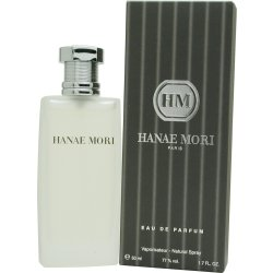 Fragrance Mori Hanae Perfumes (Hanae Mori Eau de Parfum Spray for Men, 1.7 Fluid Ounce)