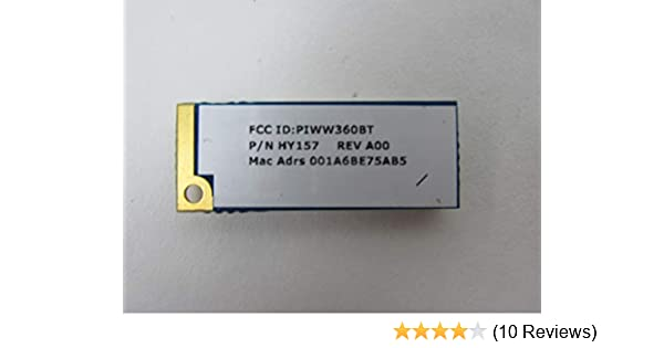 Wireless Adapter Card For Bluetooth Adapter Module For Dell Truemobile 360 D620 D630 D820 D830 M65 M90 Novel Design; In