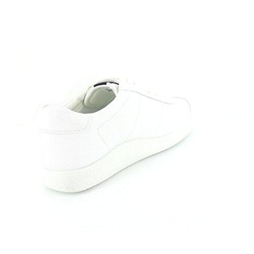 ECCO Scarpe 1 Soft Basse Men's Uomo Bianco da Ginnastica ORrOxqwt7v