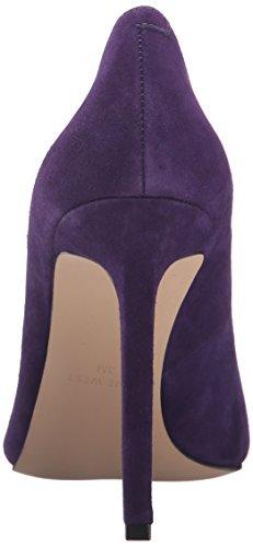 Bomba West Vestido Tatiana Púrpura Nine oscuro Ante Mujer fZ6xXTqwC
