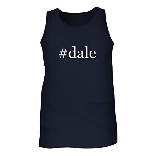 #Dale - Men's Hashtag Adult Tank Top, Navy, XX-Large
