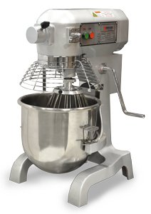 Omcan 20441 Commercial SP200AE 20 Qt Planetary Mixer by Omcan