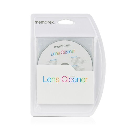 Disc Player Cd Cleaning (Memorex CD and DVD Lens Cleaning Kit)