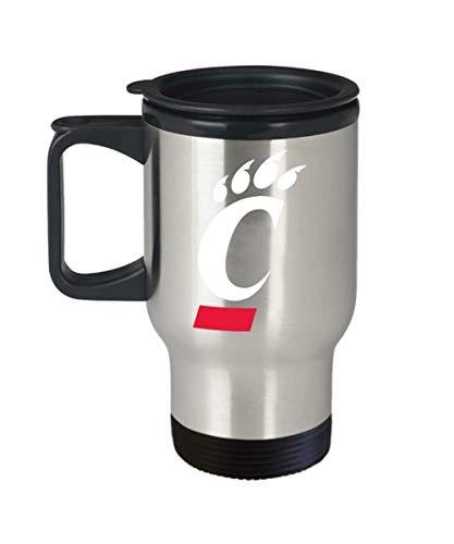 Cincinnati Bearcats Logo Travel Mug ()