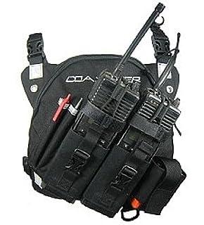 Wolfpack Gear Phantom Radio Chest Harness - Fall Arrest Safety ...