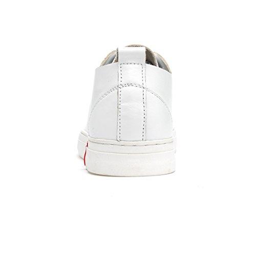 Weiß Weiß Sneaker Minitoo LH8A29 38 Herren Größe LHEU xaqXppA8