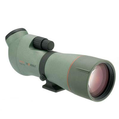 Kowa TSN-770 Series Angled Body High Performance Spotting Scope with PROMINAR XD Lens, 77 mm Green
