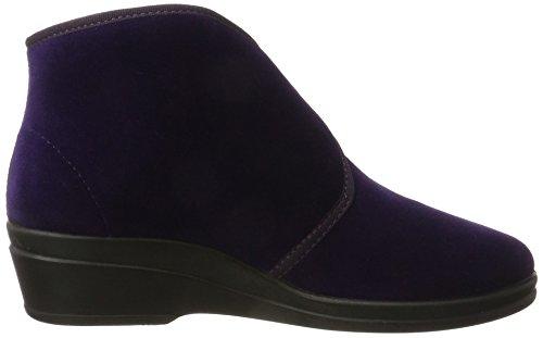 Rohde  Uppsala,  Damen Hausschuhe Violett - violett