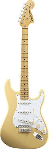Fender Yngwie Malmsteen Stratocaster, Scalloped Maple Fretboard - Vintage White