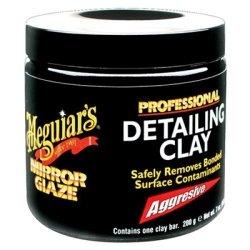 Meguiar's Detailing Clay, Aggressive Grade, 200 g Bar Too...