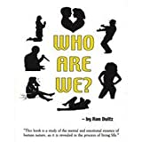 Who Are We?, Alan Kaufman, 188182201X