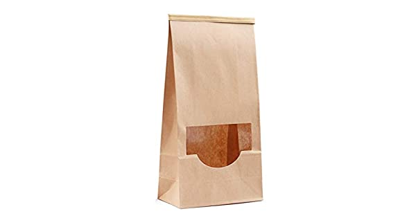 Amazon.com: katkitchen Stand Up Papel Kraft Panadería Treat ...