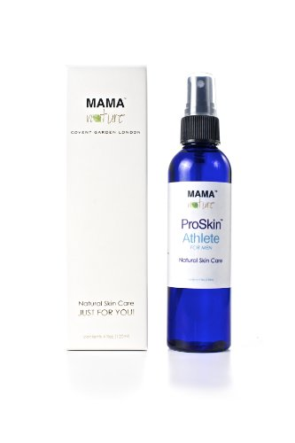Mama Nature of London Pro Skin Athlete for Men Natural Skin Care 120ml