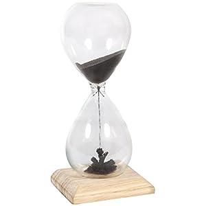 Thumbs Up 0001411 Reloj de Arena - Relojes de Arena (Transparente, Vidrio, 150 g) 15