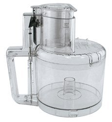 Cuisinart WBA-DLC11NT Work Bowl, Cover and Pusher Assembly. Tritan BPA Free accessories. by Cuisinart