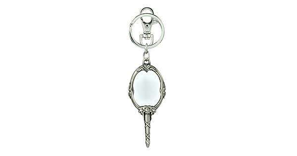 Amazon.com: Disney bella y la bestia espejo mágico anillo de ...