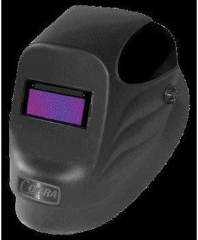 """Radnor 64005100 24S-Welding Helmet with 2"""" x 4 1/4"""" Fixed Sh"""