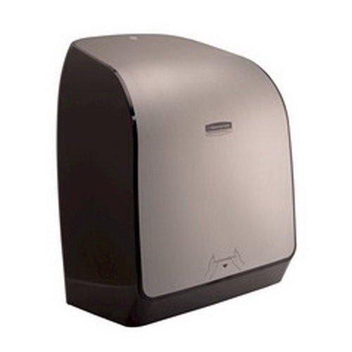 Kimberly-Clark M Series Towel Dispenser Faux Stainless, 16.44'' Length x 12.66'' Width x 9.18'' Depth | 1 Each by Kimberly-Clark