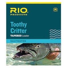 Toothy Critter Leader - Rio Toothy Critter Leaders 16lb 8kg
