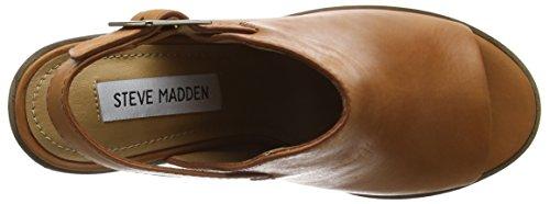 Steve Madden Tallen - Zuecos Mujer Marrón (Cognac)