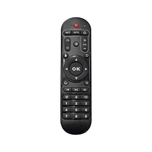 62ac390a8bb SkyStream 3 Plus Streaming Media Player with Voice Controlled QWERTY Air  Mouse Remote   Android TV