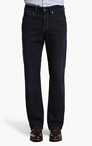 - 34 Heritage Men's Charisma Relaxed Classic Denim, Midnight Austin 33 x 30