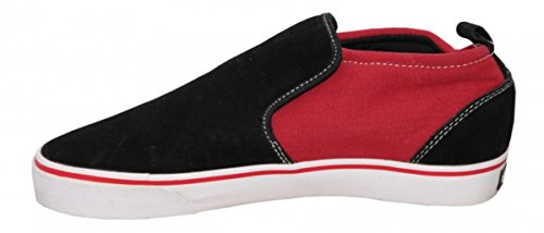 Vox Skate Shoes Modelo Black/Red
