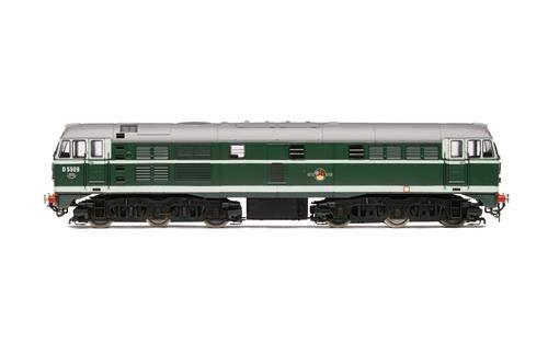 Hornby R3661 BR Class 31 A1A-A1A D5509-Era 6 Loco-Diesel, Multi ()
