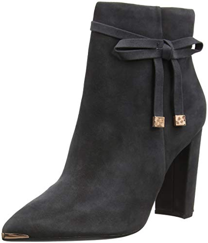 Baker Grey Ted Boots Chr Qatena Charcoal Ankle Women's fORxdwWXqR