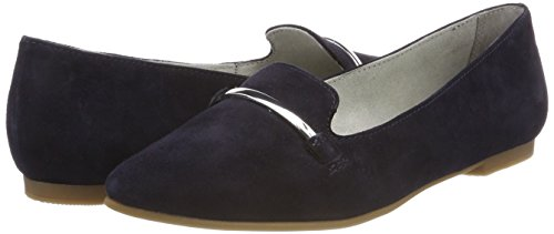 s para Mujer Azul Mocasines Oliver 24201 Navy xFwqFUaRn