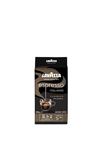 커피 카페 에스프레소 100 %Arabica, 5 팩 (5 x 250 g 팩)