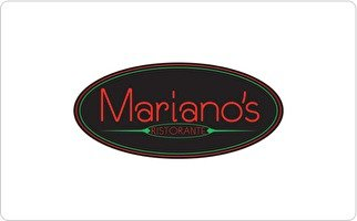 Amazon.com: Mariano's Ristorante Gift Card ($15): Gift Cards