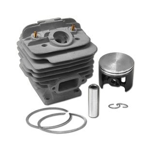 (NWP Piston and Cylinder Assembly (48mm) for Stihl 036, MS 360 Chainsaws)