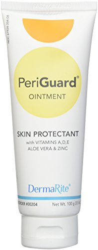 Peri-guard Antimicrobial Ointment and Skin Protectant 3.5 Oz Pack of 2