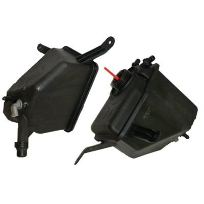 Radiator Coolant Overflow Recovery Expansion Tank w Sensor for BMW E60 E63 E64 by KOOLMAN
