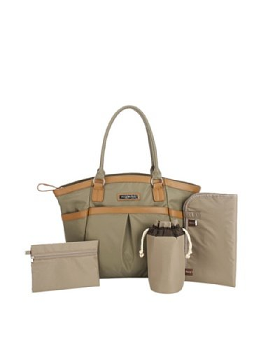 perry-mackin-harper-water-resistant-nylon-diaper-bag-with-genuine-leather-trim-olive-by-perry-mackin
