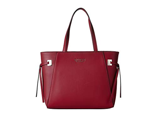 (GUESS Women's Lizzy Tote Red One Size)