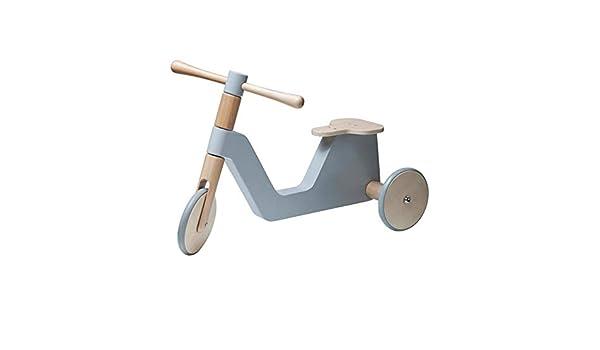 BTTNW BP Andador Madera Balance bebé Pasos Bike Rides Walker ...