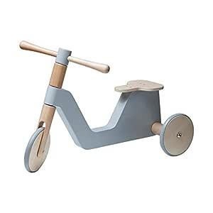 NOLLY Andador Madera Balance bebé Pasos Bike Rides Walker ...
