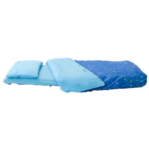 QUECHUA SLEEPIN BED Camp JR CONST Bleu Unique  Amazon.fr  Sports et Loisirs d21ab3af997