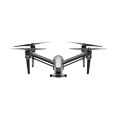 DJI Inspire 2 Drone para Uso cinematografico, Negro/Plata: Amazon ...