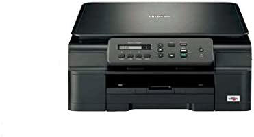 Brother DCPJ132W - Impresora Multifuncional de Tinta con WiFi ...