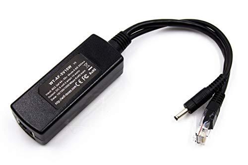 GAF-5v10w   IEEE 802.3af PoE Splitter with 5 Volt 10 Watt Output - Power Over Ethernet for 5 Volt Non-PoE Devices