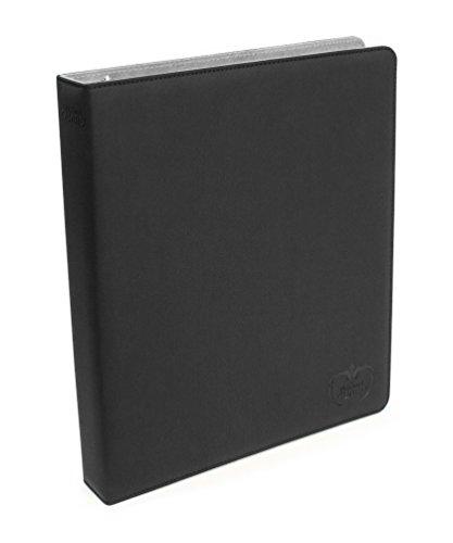 Slim 3R Binder Xenoskin Card Sleeves, Black by Ultimate Guard