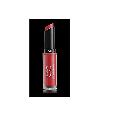 Revlon Colorstay Ultimate Suede Lipstick, 055 Iconic, (Pack of 2)