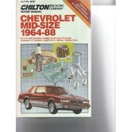 Chevy Mid-Size Cars, 1964-88 (Chilton Model Specific Automotive Repair Manuals) (Manual Repair Chevy Free)
